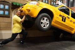 纽约可笑的骗局2015第2部分34 免版税图库摄影