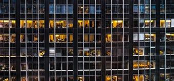 纽约城市中间地区办公室 库存图片