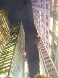 纽约夜生活 免版税图库摄影