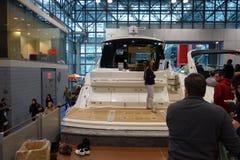 2014年纽约小船展示138 库存照片