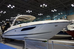 2014年纽约小船展示144 免版税库存图片