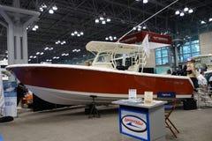 2014年纽约小船展示181 库存照片