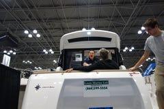 2014年纽约小船展示186 免版税库存照片