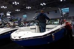 2014年纽约小船展示191 免版税库存图片