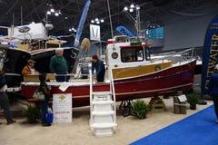 2014年纽约小船展示192 库存照片