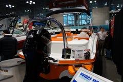 2014年纽约小船展示193 库存照片
