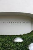 纽约市9月01日:所罗门R mod古根海姆美术馆  库存图片