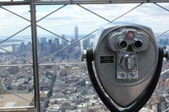纽约帝国状态 免版税库存照片