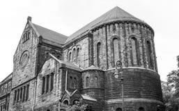 纽约教会1 免版税库存图片