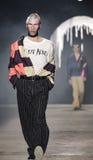 纽约时尚星期:Men's Rochambeau FW 2017汇集 图库摄影