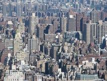 纽约曼哈顿 免版税库存图片