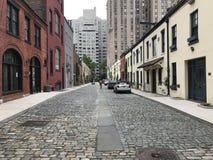 纽约纽约,耶路撒冷旧城大学  免版税库存图片