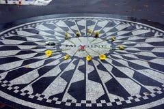 纽约美国艺术想象地面 免版税库存照片