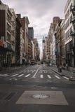 纽约苏活区III 免版税图库摄影