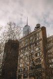 纽约苏活区v 免版税库存照片