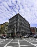 纽约街-伦敦苏豪区 免版税库存图片