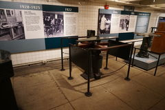 纽约运输博物馆120 免版税库存图片