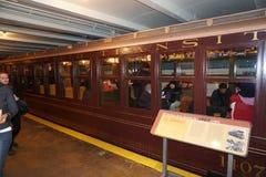 纽约运输博物馆97 免版税库存图片