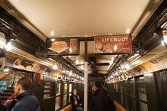 纽约运输博物馆144 库存照片