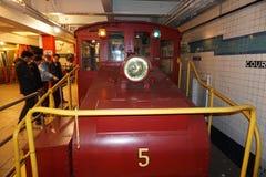 纽约运输博物馆154 免版税库存图片