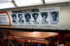纽约运输博物馆181 免版税库存图片