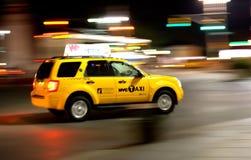 纽约运输,出租汽车服务 库存照片