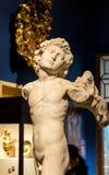 纽约遇见的米开朗基罗天使 免版税库存照片