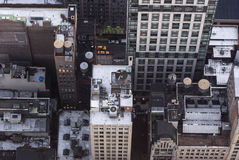 纽约难题 免版税库存照片