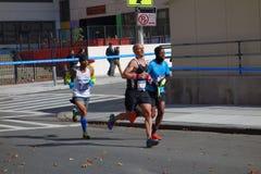 2014年纽约马拉松116 库存图片