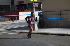2014年纽约马拉松118 免版税库存照片