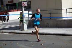 2014年纽约马拉松138 库存图片