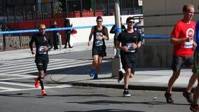 2014年纽约马拉松141 免版税库存照片