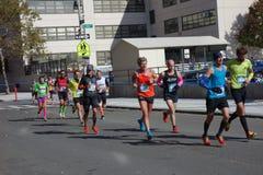 2014年纽约马拉松154 图库摄影
