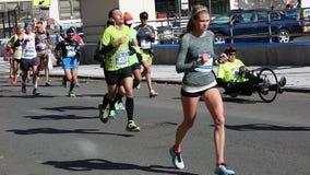 2014年纽约马拉松164 图库摄影