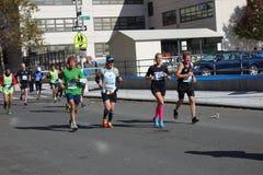 2014年纽约马拉松168 免版税图库摄影