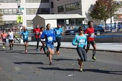 2014年纽约马拉松199 库存图片