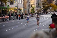 纽约马拉松2016年 免版税库存照片