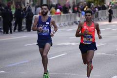 纽约马拉松2016年 图库摄影