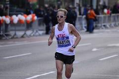 纽约马拉松2016年 库存照片