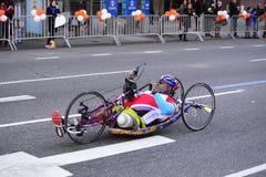 纽约马拉松2016年 免版税图库摄影