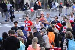 纽约马拉松2016年 免版税库存图片