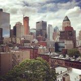 纽约,曼哈顿 免版税图库摄影