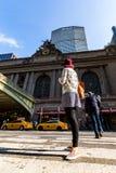 纽约,曼哈顿 免版税库存图片