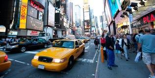 纽约,百老汇 图库摄影