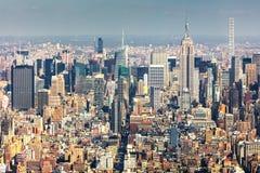 纽约,美国 图库摄影