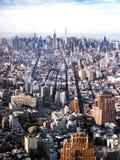 纽约-地平线 免版税库存照片