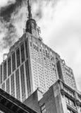 纽约- 2013年6月:帝国大厦 帝国Sta 库存照片