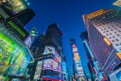 纽约- 2013年12月22日 库存照片