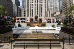 纽约- 2015年8月23日 免版税库存图片