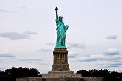 纽约-自由女神像-美国 免版税库存照片